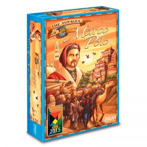 Marco Polo board game box