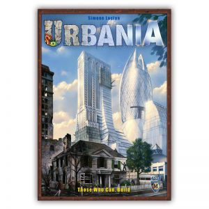 box cover depicting an urban environment