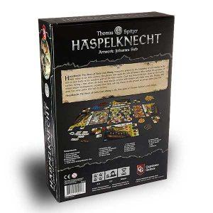 Haspelknecht coal mining board game