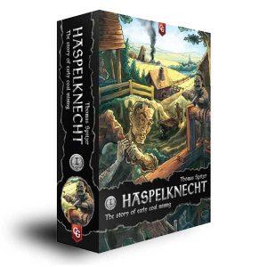 Haspelknecht mining board game