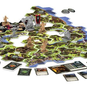 the lord of the rings: journeys in middle-earth components