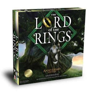 lord of the rings board game box