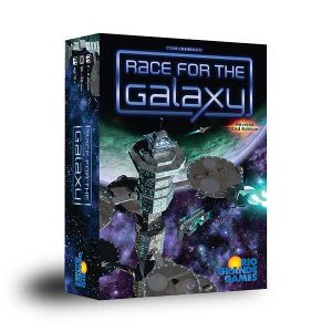 race for the galaxy card game box