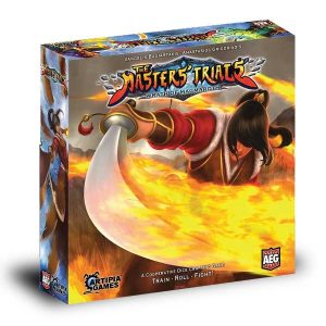 the masters trials game box
