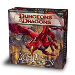 wrath of ashardalon board game box