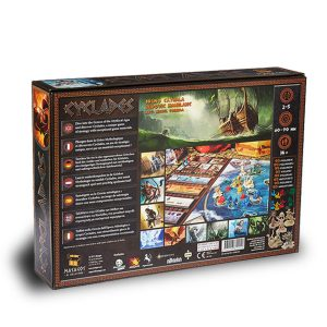 cyclades board game back of box
